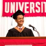 米テンプル大学2015 卒業生代表スピーチ 西野浩輝